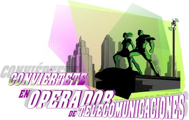 Conviértete en Operador de Telecomunicaciones Indesat